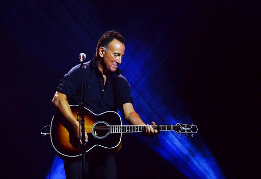 Remembering His Friends, Springsteen Pens 'Letter To You'