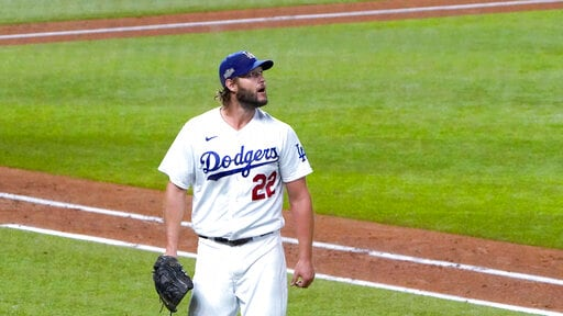Kershaw's Latest World Series Chance With Dodgers Near Home