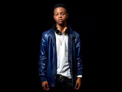 FILE - In this July 21, 2015, file photo, rapper Silento poses for a portrait in New York. Silento, known for Watch Me (Whip/Nae Nae)