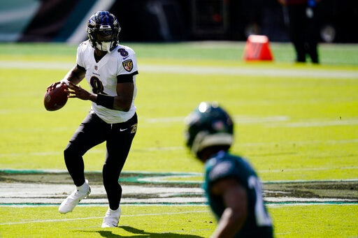 Ravens, Jackson Seek To Lift Offense To A Higher Level
