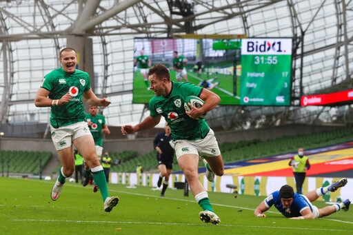 Ireland Has 6 Nations Destiny In Hand Against Fancied France