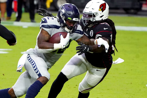 Seahawks Extremely Thin At Running Back As 49ers Approach