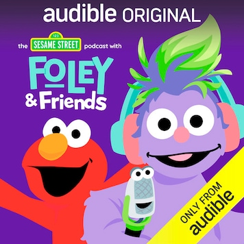 This image released by Audible shows cover art for