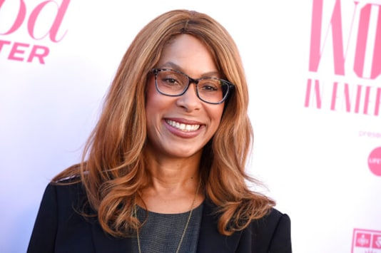 FILE - This Dec. 11, 2019 file photo shows Channing Dungey at The Hollywood Reporter's Women in Entertainment Breakfast Gala in Los Angeles. Dungey has been named chairman, Warner Bros. Television Group, starting her tenure at the studio early next year. The news was announced today by Ann Sarnoff, Chair and CEO, WarnerMedia Studios and Networks Group, to whom she will report. Dungey will succeed Peter Roth who will be stepping down from his Studio responsibilities running the TV Group and its operating divisions in early 2021. (Photo by Jordan Strauss/Invision/AP, File)
