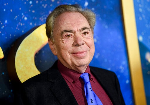 Andrew Lloyd Webber Releases First Song From 'Cinderella'