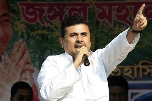 File photo of Subhendu Adhikary.