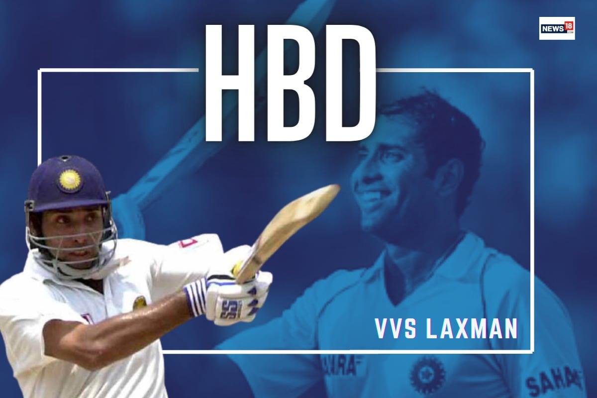 Inki Wrist Me Alag Hi Twist Tha: Cricket Fraternity Wishes VVS Laxman on His 46th Birthday