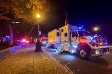 Man in Medieval Clothes Arrested After 2 Killed, 5 Injured in Quebec Sword Attack