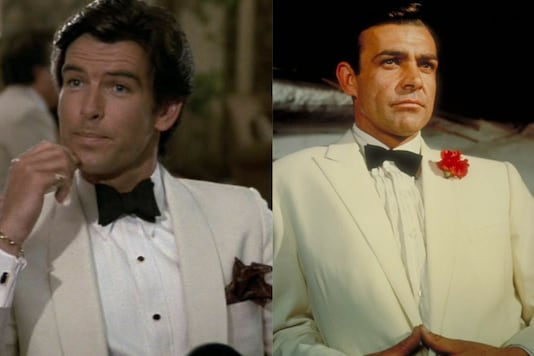 Pierce Brosnan Honours Original James Bond  Late Sean Connery