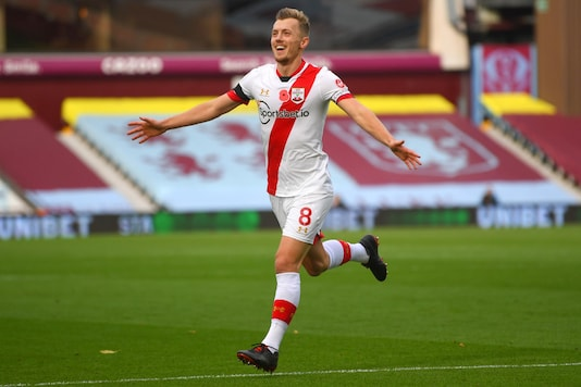James Ward-Prowse (Photo Credit: Twitter)