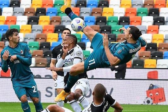 Zlatan Ibrahimovic (Photo Credit: Twitter)