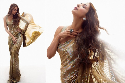 Malaika Arora Takes the Internet by Storm with Her Fiery and Graceful Look