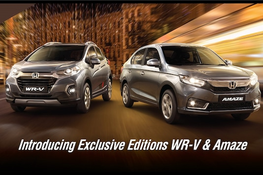 Honda Exclusive Editions