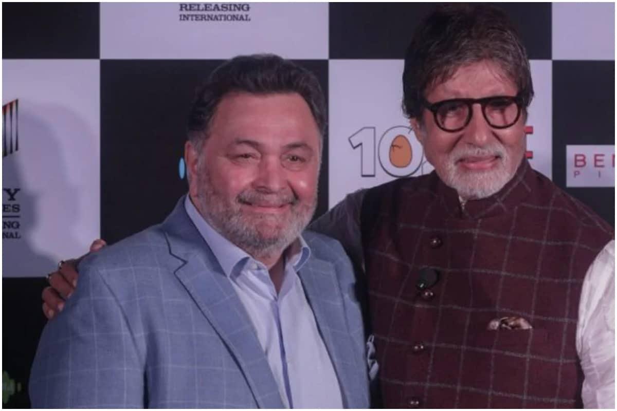 Amitabh Bachchan, Ekta Kapoor Cancel Diwali Bash Out of Respect for Rishi Kapoor