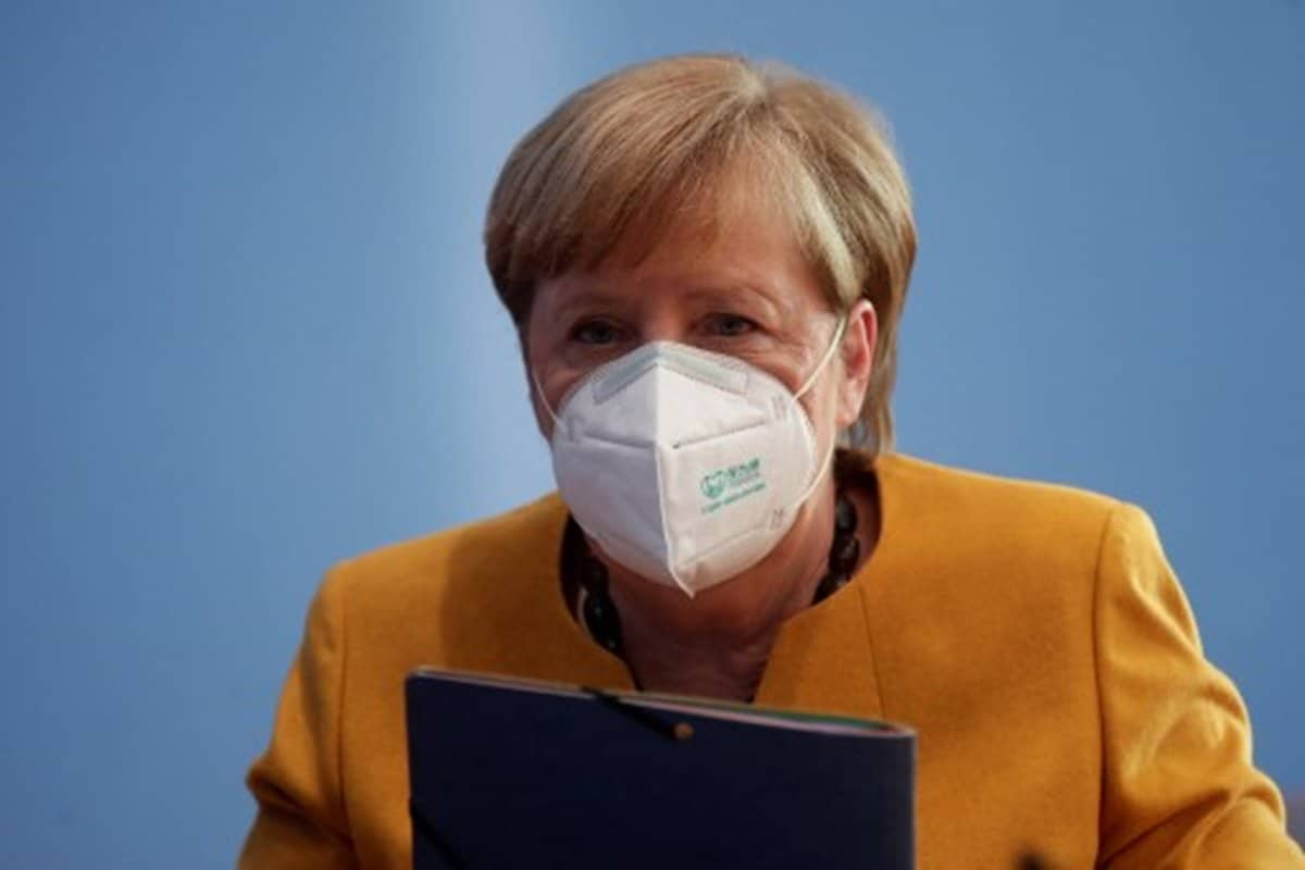 Covid 19 Pandemic Made My Last Year In Office The Hardest Says German Chancellor Angela Merkel