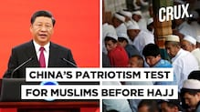 Xi Jinping Government Removes Domes And Minarets From Mosque Under The Pretext Of 'Renovation'