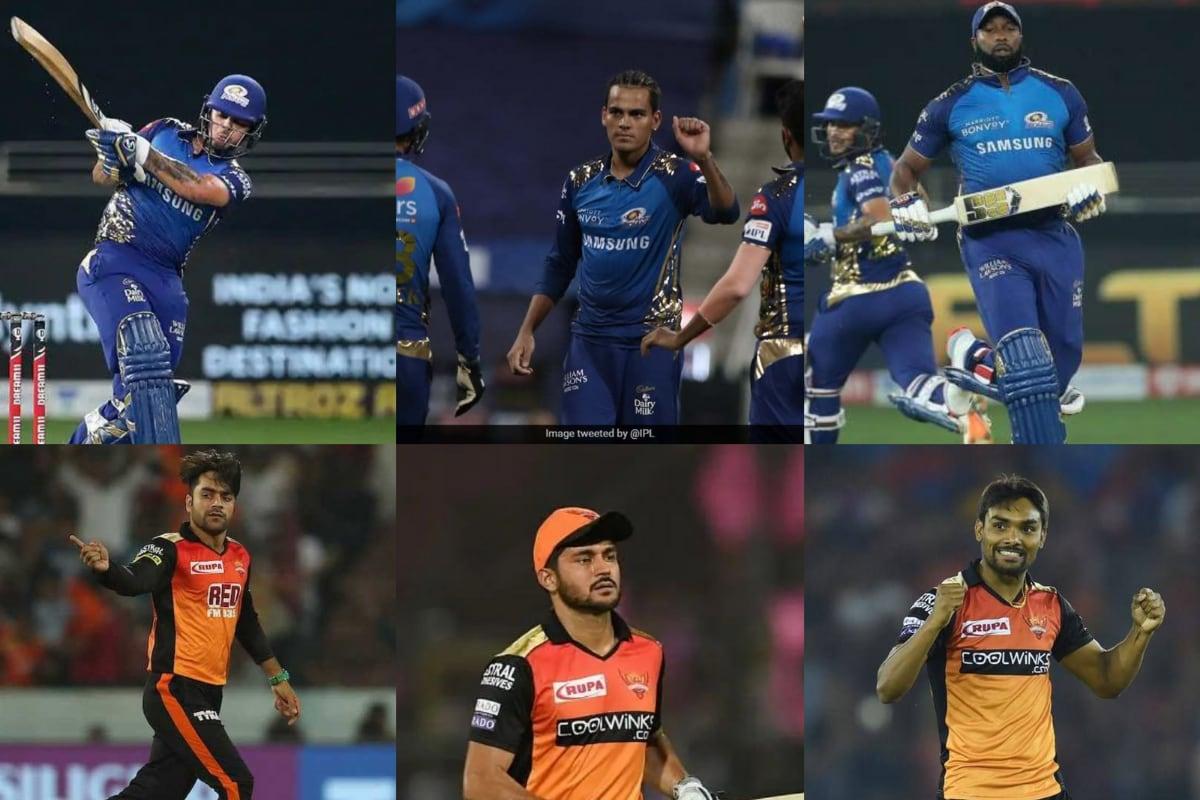 IPL 2020: Mumbai Indians vs Sunrisers Hyderabad - Key Battles
