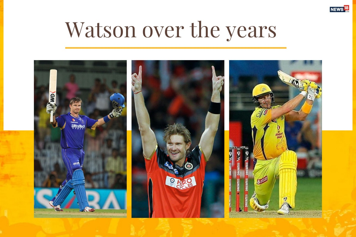 IPL 2020: As Shane Watson Retires, Check Out His Top 10 IPL Knocks Across 12 Seasons