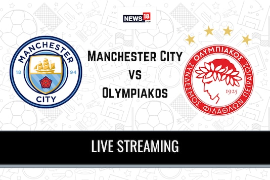 UEFA Champions League 2020-21 Manchester City vs Olympiakos LIVE Streaming