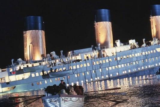 Image for representation (Titanic movie).