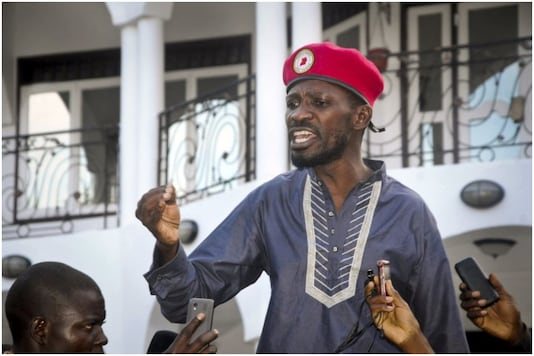 Bobi Wine | Image credit: AP (File Photo)