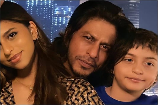 Aryan Khan Didn't Want Suhana to Post This Pic of Him with Dad Shah Rukh Khan and AbRam