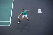 Paris Masters: Stefanos Tsitsipas Knocked Out, Stan Wawrinka Advances to 2nd Round