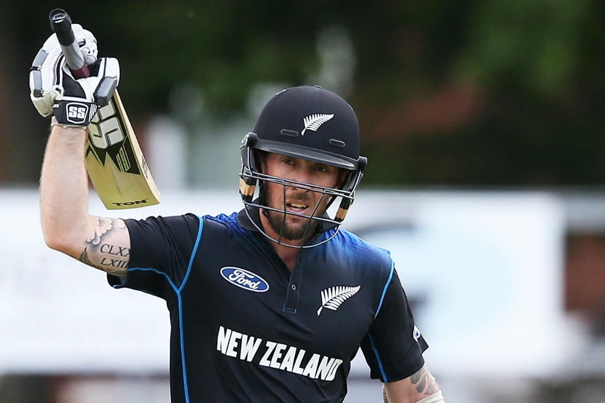 Luke Ronchi Appointed New Zealand Batting Coach, Replaces Peter Fulton