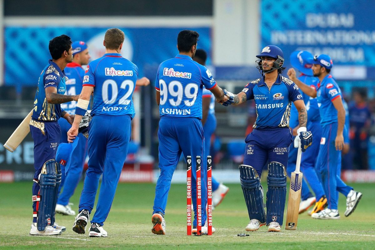 IPL 2020 Qualifier 1: How to Watch Mumbai Indians vs Delhi Capitals Today's Match on Hotstar, JioTV Online