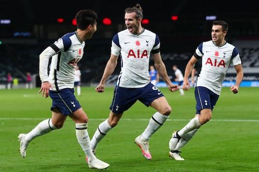 Tottenham Hotspur's Gareth Bale (Photo Credit: Twitter)