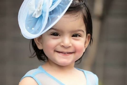 Jay Bhanushali and Mahhi Vij's Little Munchkin Tara Looks like Disney Princess, See Pic