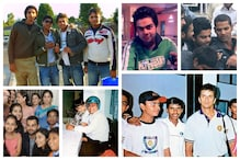 From 'Cheeku' to 'KING Kohli' - Rare and Unseen Pictures of the Indian Skipper