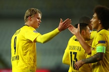UEFA Champions League: Erling Haaland Scores Twice as Borussia Dortmund Wins 3-0 at Club Brugge