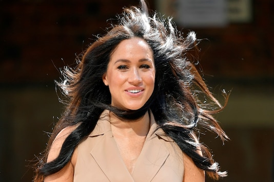 File photo of Britain's Meghan Markle, Duchess of Sussex. (Photo: REUTERS)