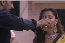 Bigg Boss 14: Rubina Dilaik, Abhinav Shukla Celebrate Karva Chauth Inside the House