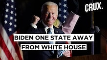 'We Will Be the Winners', Joe Biden Confident of Winning With 3 States Still Counting Votes