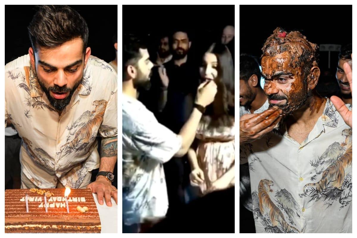 In Pics: Virat Kohli's Birthday Bash With Anushka Sharma and RCB teammates in Dubai
