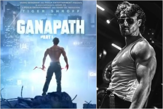Ganapath: Tiger Shroff to Star in Action Film Set in Post-pandemic World, Watch Video