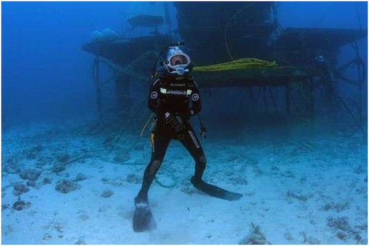 Scientists at MIT have developed a device that can act as an underwater GPS system | Image credit: Reuters (Image for representation)