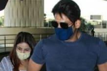 Sidharth Shukla and Shehnaaz Gill Snapped at Airport, #SidNaaz Fans Go Gaga