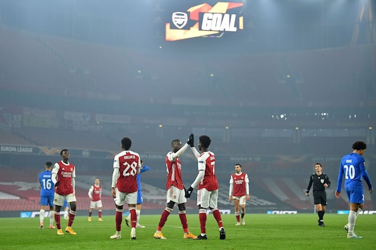 Arsenal (Photo Credit: Twitter)