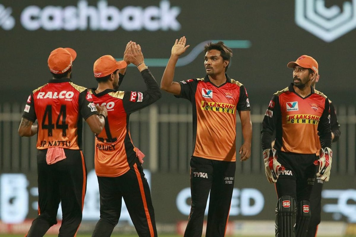 IPL 2020: Sunrisers Hyderabad – All the Numbers That Matter