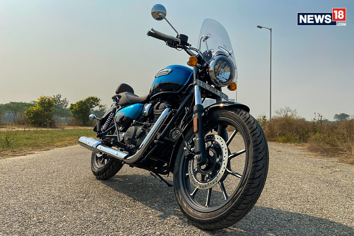 Royal Enfield Meteor 350 Launched In Thailand At Rs 3 90 Lakh