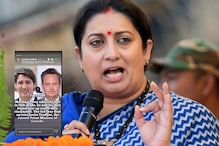 Smriti Irani in Isolation after Covid-19 is Here to Tell us Facts about Justin Trudeau and Mathew Perry