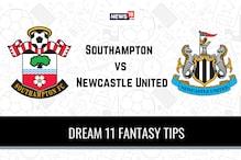 SOU vs NEW Dream11 Predictions, Premier League 2020-21 Southampton vs Newcastle United Playing XI, Football Fantasy Tips