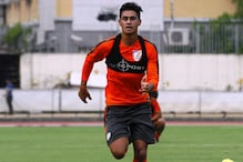 Now I am Fit and Ready to Go: Eugeneson Lyngdoh Raring to Play after Injury