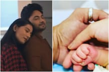 Amrita Rao and RJ Anmol Share First Pic of Their Newborn Named 'Veer'