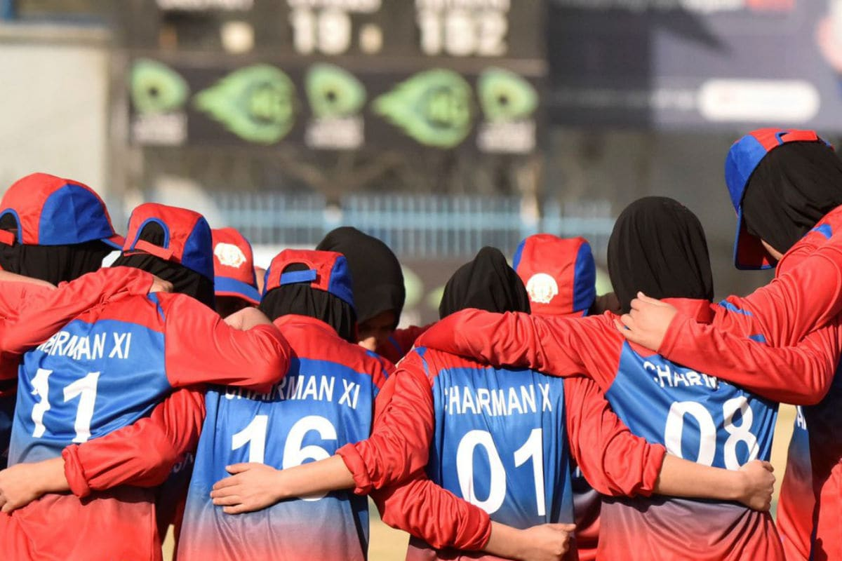 Afghanistan to Form Women's National Team, 25 Players to Be Handed Central Contracts