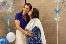 Here's How Zaid Darbar's Mother Farzana Welcomed Gauahar Khan Into the Family