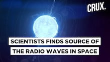 NASA Scientists Detects Radio Waves For The First Time From Space Within The Milky Way Galaxy
